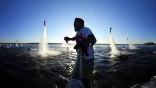 Download Flyboarding 360: Group performance sets Russian record Video