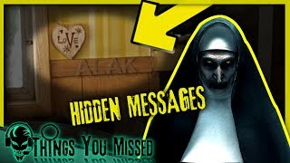 Download 19 Things You Missed That Set Up The Nun | Conjuring Franchise Clues Video