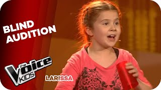 Download Anna Kendrick - Cup-Song (Larissa)   The Voice Kids 2014   Blind Audition   SAT.1 Video