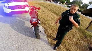 Download Cops Vs Bikers 2016 - Cool Cops & Angry Cops [Ep.#18] Video