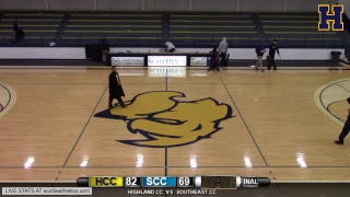 Download Highland Men's Basketball vs. Southeast Community College Video