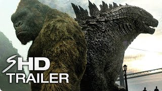 Download Godzilla vs. Kong (2020) Official Tease ″Not the only King″ End Credit – Godzilla: King of Monsters Video