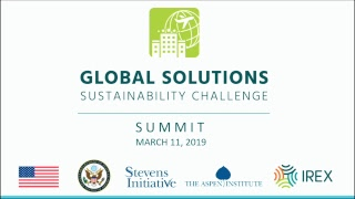 Download Global Solutions Summit Video