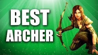 Download Skyrim Special Edition - BEST Archer Starter Guide - How to Begin your Archery Build Video