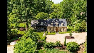 Download Stone-on-Wood Secluded Residence in Henrico, Virginia Video