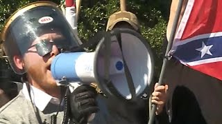 Download Protesters battle over removal of Confederate monuments in NOLA Video
