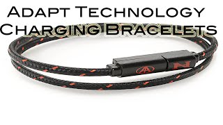 Download Adapt Technology Charging Bracelet - Quick Review Video