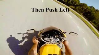 Download Motorcycle Counter Steer Confusion Video
