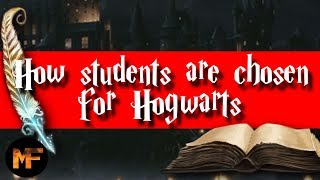 Download How Students Are Chosen For Hogwarts (Quill of Acceptance & Book of Admittance Origins Explained) Video