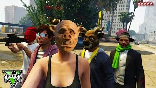 Download GTA 5 PIGGY HUNT & HIPSTER HUNT!!! - GTA 5 Online EPIC Mini-Games - GTA w/ The CREW Video