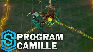 Download Program Camille Skin Spotlight - Pre-Release - League of Legends Video