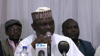 Download AL-MUSTAPHA SPEAKS ON ABACHA LOOT Video