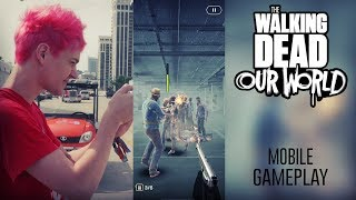 Download The Walking Dead: Our World Mobile Gameplay! Video