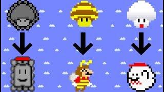 Download Mario Power Ups Calamity Video