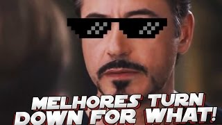 Download MELHORES TURN DOWN FOR WHAT DE SUPER HEROIS Video