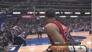 Download Stephen Curry 2010 (Rookie) 3-Point Shootout Highlights Golden State Warriors mix Video
