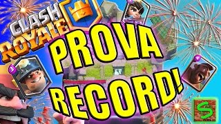 Download PROVO A BATTERE IL MIO RECORD! + parere aggiornamento! Clash Royale ITA Video