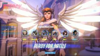 Download Season 3 Placement Matches 4:6 - Mercy Gameplay : : haribo#11544 [mercy.overwatch] Video