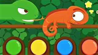 Download Baby Learn And Have Fun With Animal Habits - Fun Educational Games For Kids Video