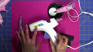 Download Part One - All About Glue Guns and the New Glue Gun Helpers Video
