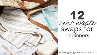 Download 12 Zero Waste Swaps for Beginners Video