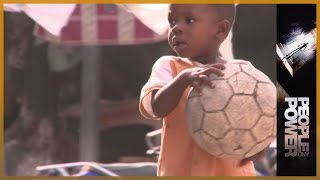 Download People & Power - Slaves to football Video