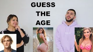Download GUESS THE YOUTUBER'S AGE CHALLENGE!! Video