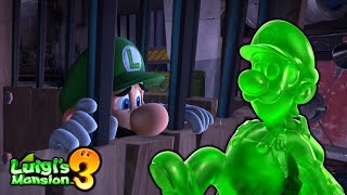 Download Luigi's Mansion 3 - Luigi Meets Gooigi Video