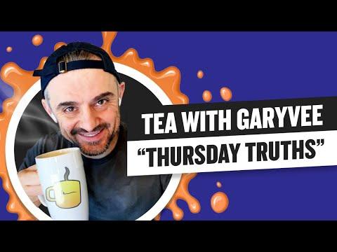 Best Way to Start Thursday!   Tea With GaryVee