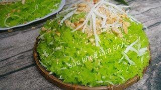 Download Xôi lá dứa | Cách nấu xôi lá dứa nước cốt dừa theo cách mới khác với truyền thống Video