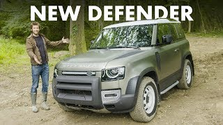 Download NEW Land Rover Defender: In-Depth First Look | Carfection 4K Video