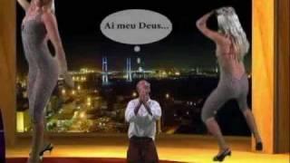Download OS FERAS DO BAILE - VAI REZAR PRA IR PRO CEÚ Video