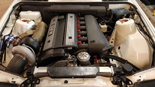 Download How to turbo BMW m50/m52 engine, S03E01 New season, new parts Video