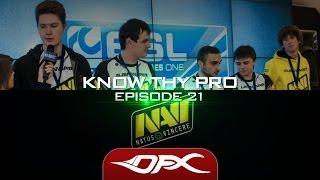 Download DotA2 - Know Thy Pro - Epi.21 - Team NAVI Video