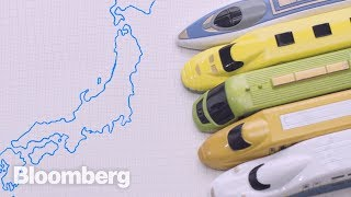 Download How Japan's Bullet Trains Changed Travel Video