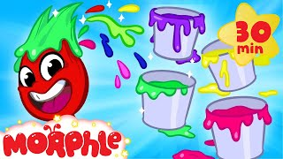 Download My Magic Color Game! Learn about colors for kids with Morphle! Video