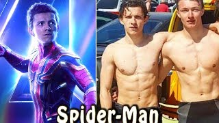 Download Tom Holland | Spider-Man ★ Workout | Diet And Body Transformation Video