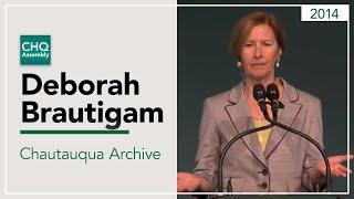 Download Deborah Bräutigam - China in Africa: Think Again Video