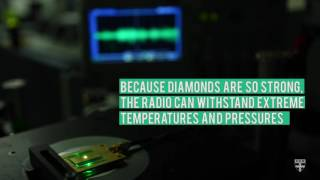 Download A diamond radio receiver Video
