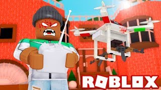 Download FLYING KILLER DRONES IN ROBLOX Video