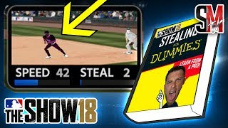 Download How To Steal Bases With Everyone! MLB The Show 18 Tips Video