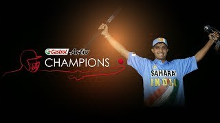 Download Castrol Activ Champions: Sourav Ganguly Video