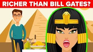 Download How Rich Was Cleopatra and Other Pharaohs? Video