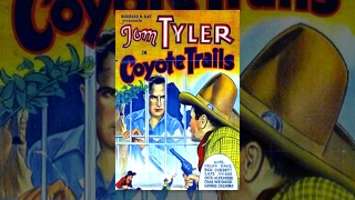Download COYOTE TRAILS | Tom Tyler | Full Length Western Movie | English | HD | 720p Video