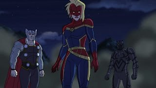 Download Civil War Part 2: The Mighty Avengers Video