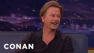 Download David Spade Rubbed Adele The Wrong Way - CONAN on TBS Video