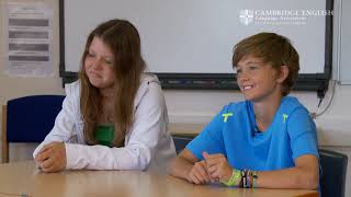 Download Cambridge English: Key for Schools, Sharissa and Jannis Video