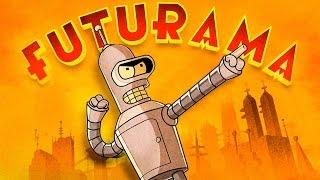 Download Futurama - The Science of Comedy Video