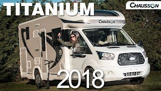 Download Titanium - 2018 - Chausson Camping cars Video