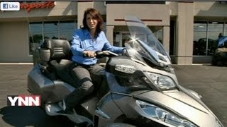 Download Can-Am Spyder: Motorcycle Review by Lauren Fix Video